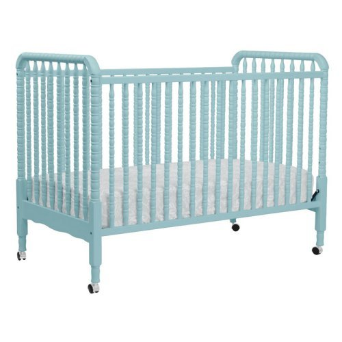 DaVinci Jenny Lind 3-in-1 Convertible Crib with Toddler Bed Conversion Kit