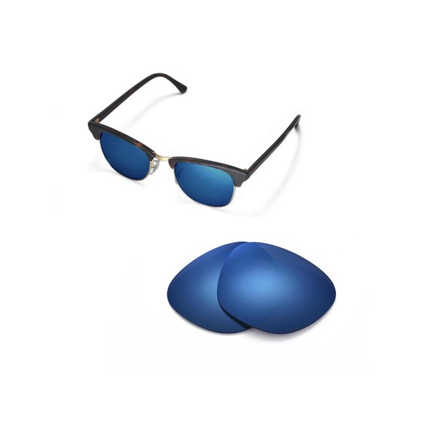 ray ban clubmaster polarized lens replacement