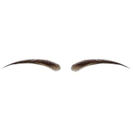 Savarnas Mantra Natural Women's Eyebrow wig - Medium Soft angle
