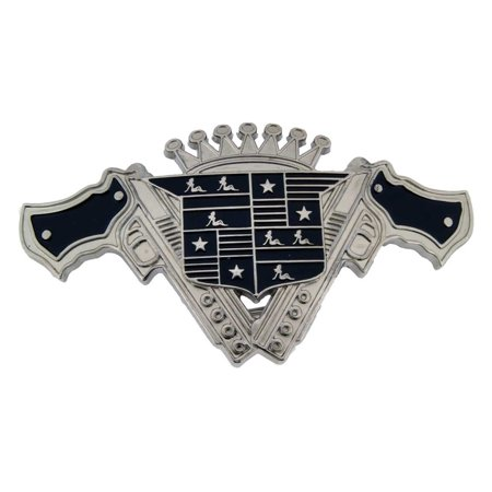 Cadillac Belt Buckle guns Bottle opener Western Unisex Cowgirl Cowboy rodeo Texas Style Fashion Friend - Western Gun Belt