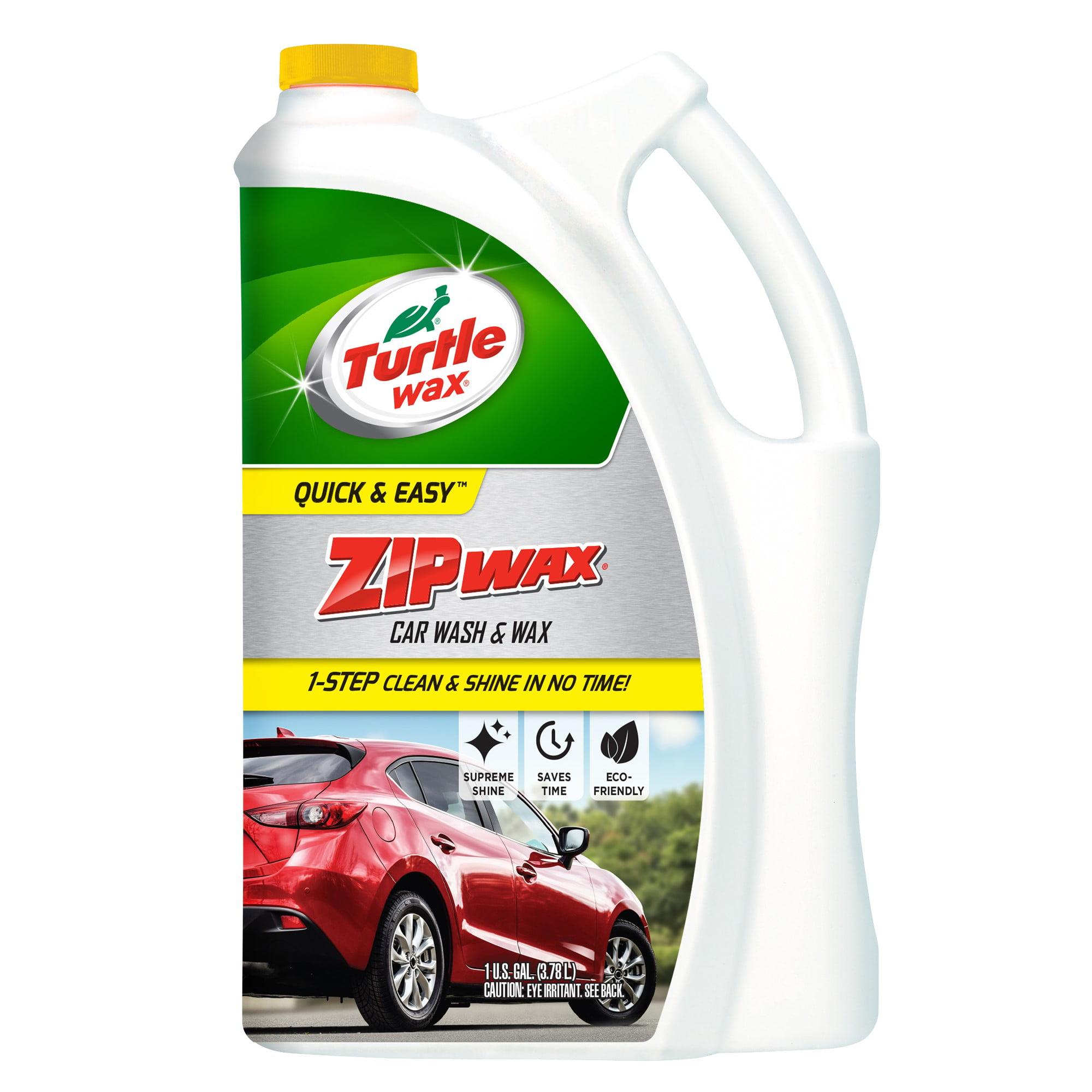 Turtle Wax Zip Wax Car Wash Walmart Com