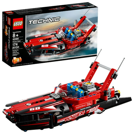 LEGO Technic Power Boat 42089 Building Set (174