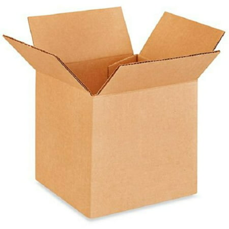 25 4x4x4 Cardboard Paper Boxes Mailing Packing Shipping Box Corrugated Carton (14x14x24 Cardboard Box)