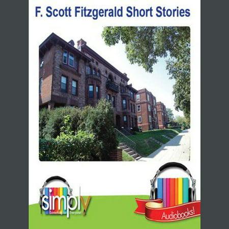 F. Scott Fitzgerald Short Stories - Audiobook