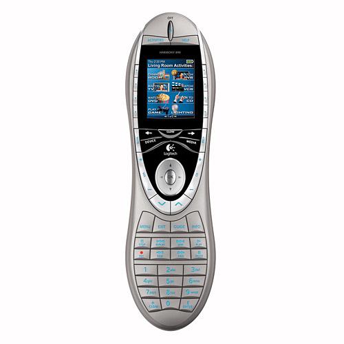 Logitech Harmony 890 Advanced Universal Remote Control (D...