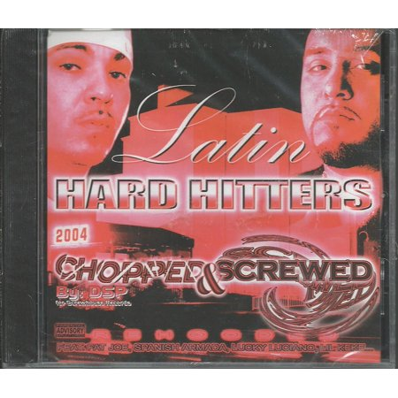 Latin Hard Hitters, By Latin Hard Hitters Baby Bash Format Audio CD from USA (Latin Baby Care)