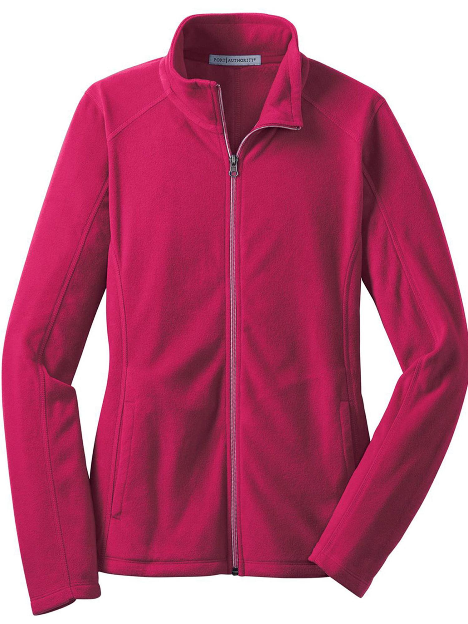 Port Authority Women's Lightweight Microfleece Jacket