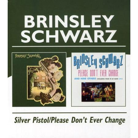 Silver Pistol / Please Don't Ever Change (CD) (Jason Mraz Please Don T Tell Her)