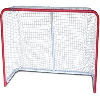 "Athletic Works 54"" Indoor/Outdoor Steel Hockey Goal with Polyester Net"