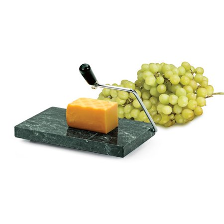 RSVP-INTL Marble Cheese Slicer