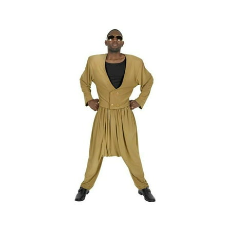 Adult Deluxe MC Hammer Costume - Mc Hammer Pants For Sale