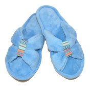 Isotoner  Women's Microterry Mallory X-Slide Slippers