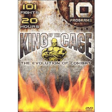 King Of The Cage: The Evolution Of Combat