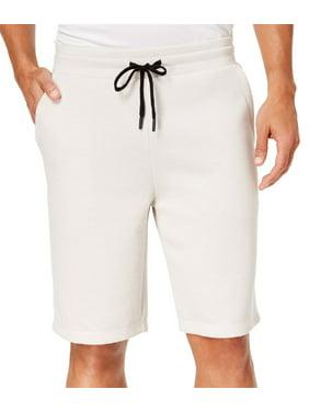 Mens Performance Drawstring Fleece Shorts XL