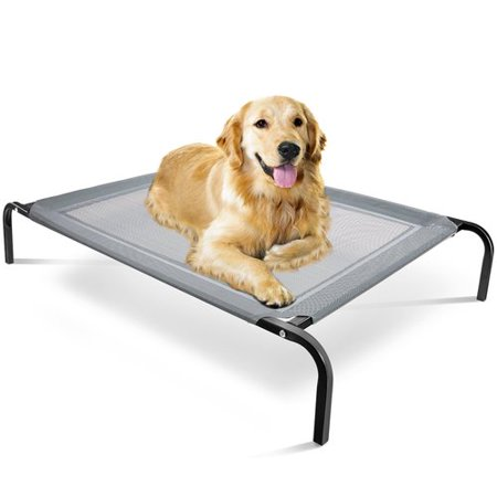 Tucker Murphy Pet Brophy Travel Gear Approved Steel-Framed Portable Elevated Pet Cot - Elevated Pet Beds
