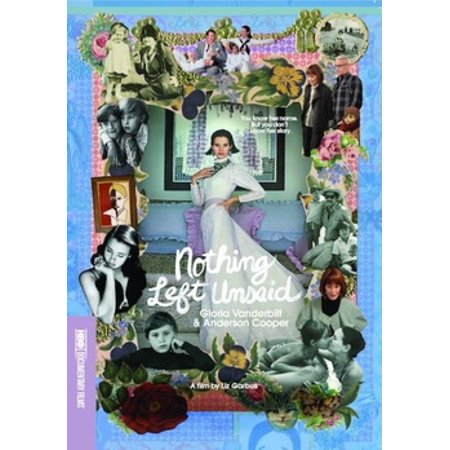 Nothing Left Unsaid: Gloria Vanderbilt & Anderson Cooper (DVD)](Halloween In Anderson Sc)