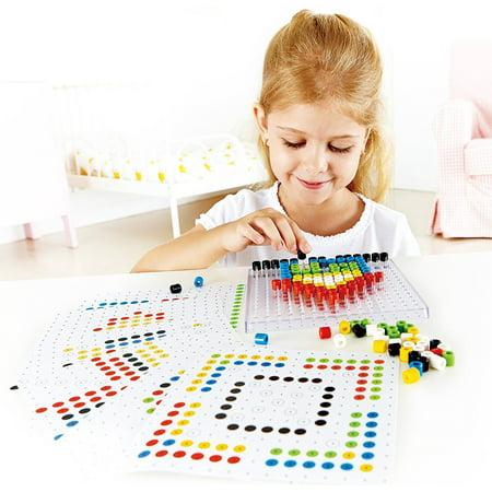 Hape   Home Education   Bead Do Art Activity