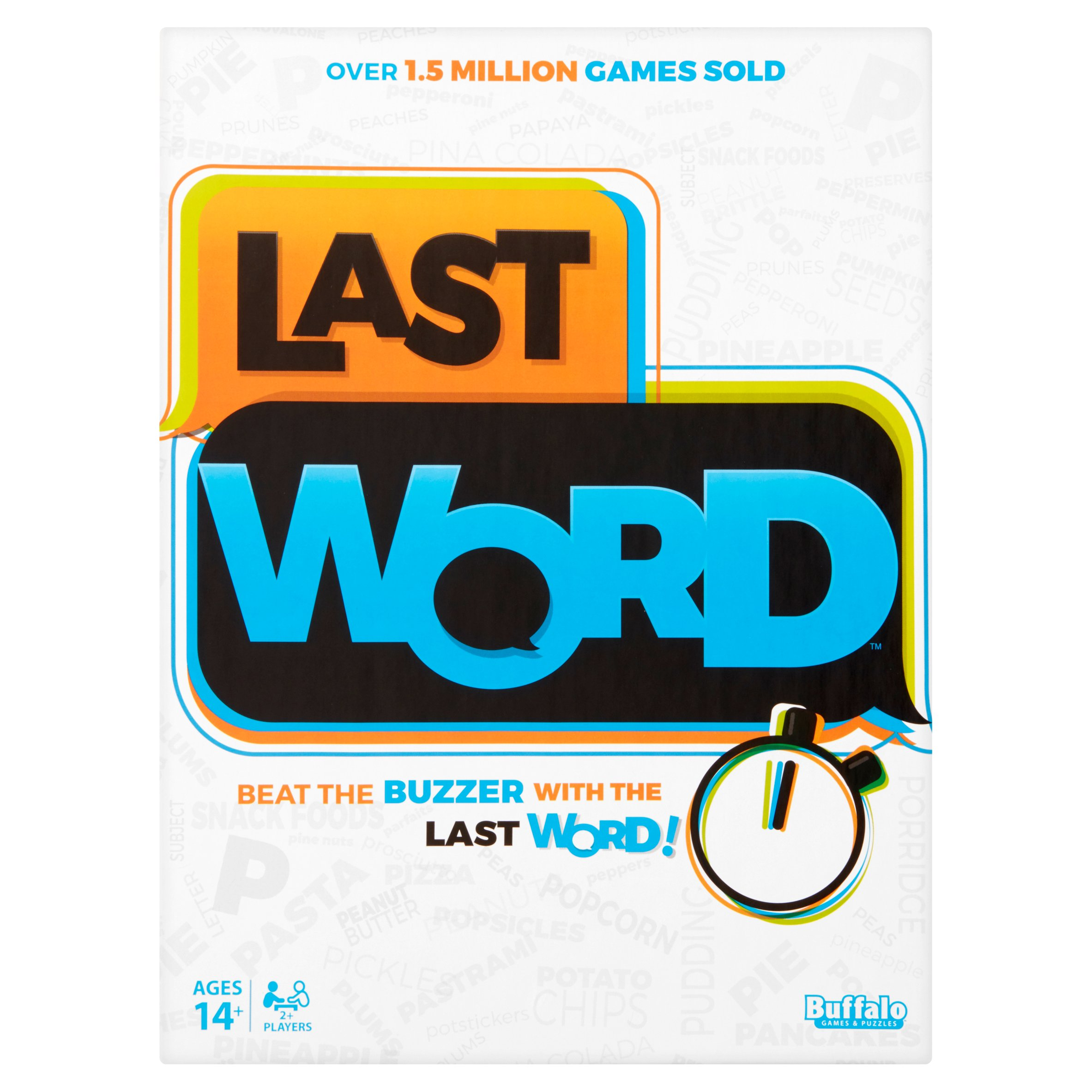 Last Word Game by Buffalo Games