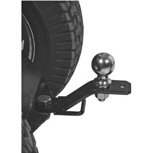 QuadBoss 3-Way Hitch Adapter (3W-HITCH)