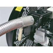 RAMFAN GF7115 Exhaust Diverter Hose,2 in. dia.x12ft G1875030