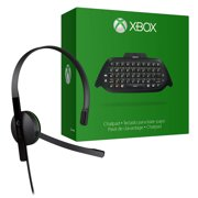 Microsoft Xbox One Chatpad and Headset, 885370888843