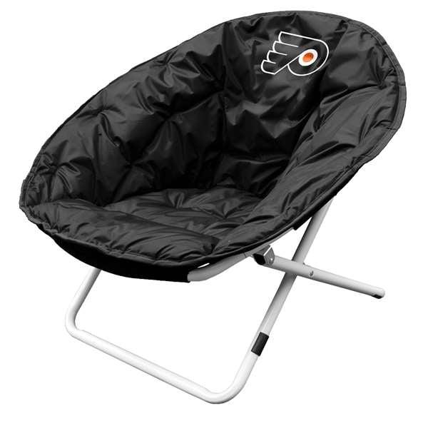 Philadelphia Flyers Sphere Chair Round Dorm Lounge Tailgate