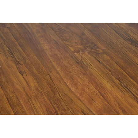 15mm AC4 Original Collection Laminate Flooring - Aged Bronze Aged Bronze Tile Flooring