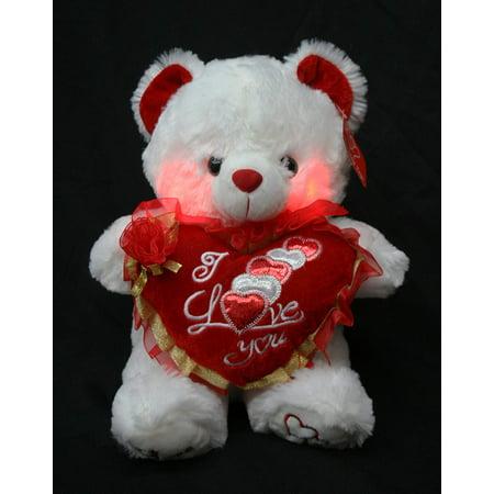 Teddy Bear Design Bookmarks (Valentine's Teddy Bear (15