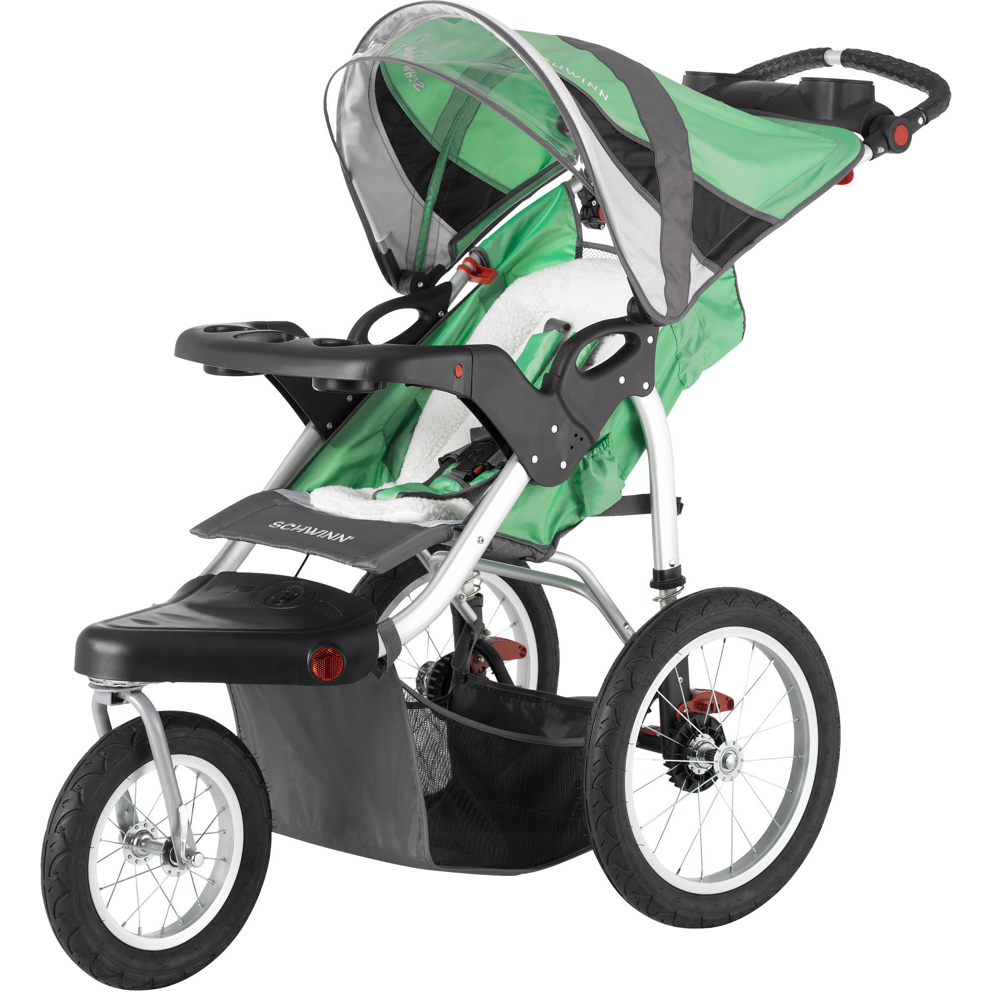 Schwinn Turismo Single Jogging Stroller
