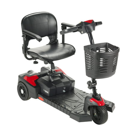 Drive Medical Scout Compact Travel Power Scooter, 3