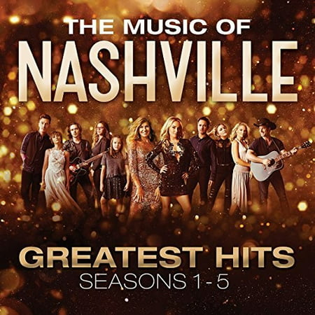 Music Of Nashville: Greatest Hits Seasons 1-5 Soundtrack for $<!---->
