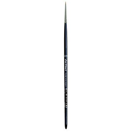 Maestro Series 10 Kolinsky Sable - da Vinci Brush Maestro Kolinsky Red Sable Brush, Spotter, 5/0