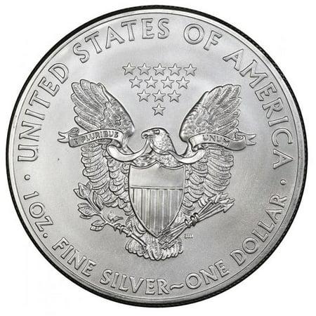 2013 American Silver Eagle 1 oz Silver Coin