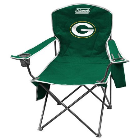 Green Bay Packers Seat - Coleman Green Bay Packers Cooler Quad Chair