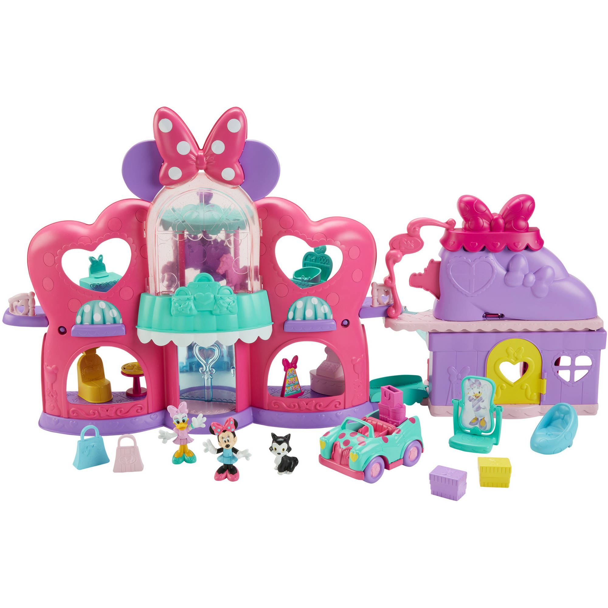 Fisher-Price Disney Minnie Mouse Fabulous Shopping Mall