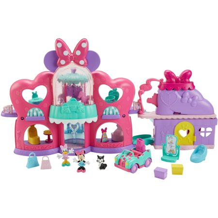 Fisher Price Disney Minnie Mouse Fabulous Shopping Mall by