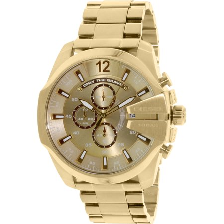 Men's DZ4360 Gold Stainless-Steel Quartz Fashion Watch