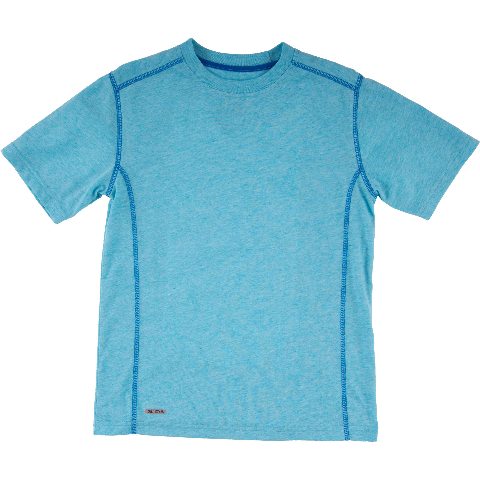 Starter Boys' Short Sleeve Dri-More Performance Tee