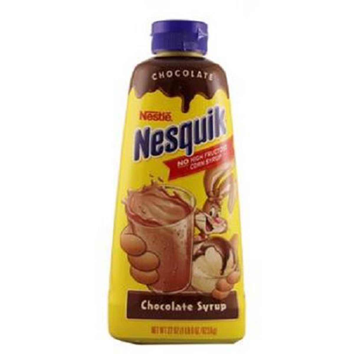 Product Of Nesquik, Chocolate Syrup, Count 1 - Coco & Chocolate Mixes / Grab Varieties & Flavors