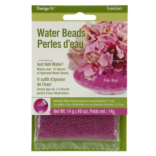 FloraCraft Dehydrated Water Beads