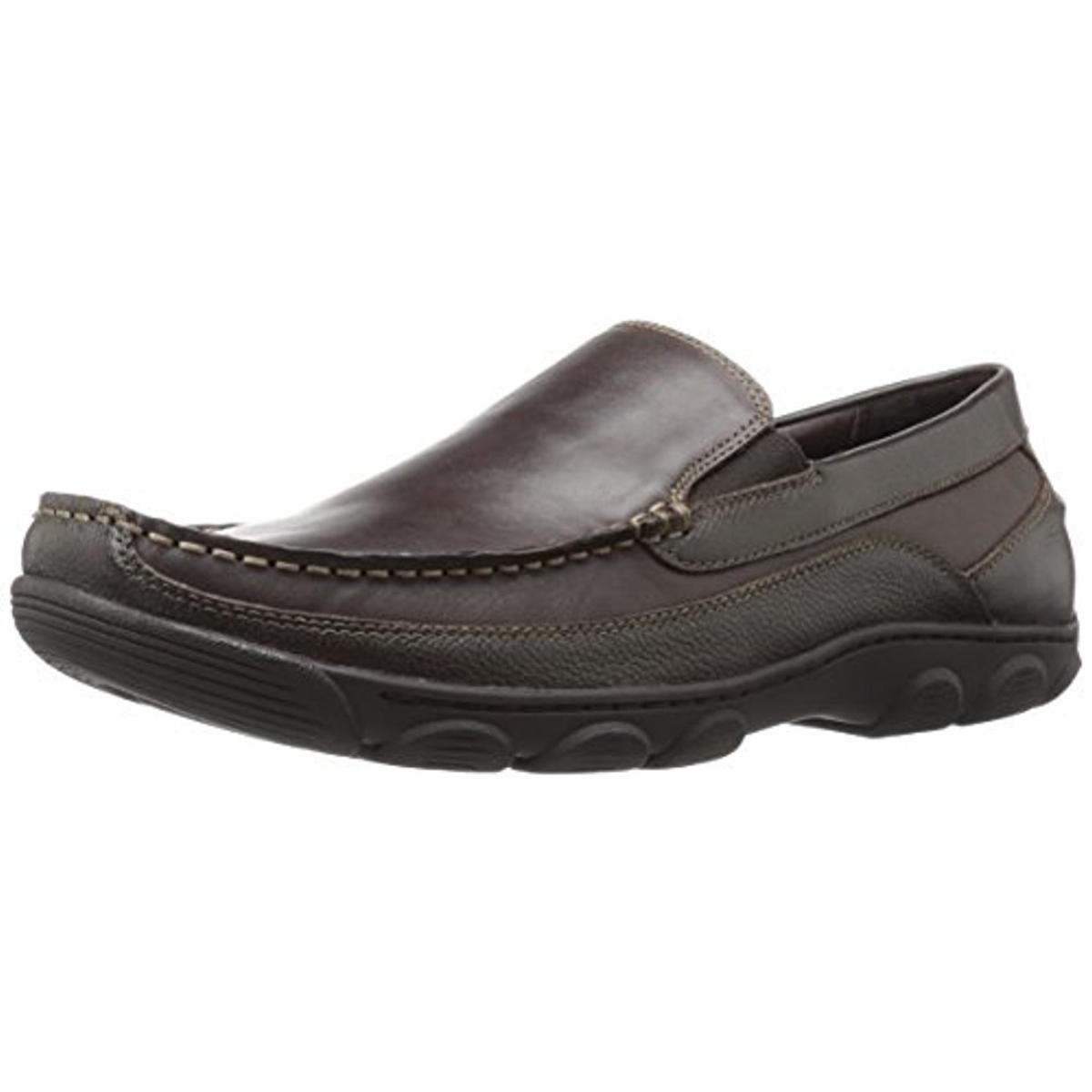 Giorgio Brutini Mens Fillmore Leather Slip On Loafers by Giorgio Brutini