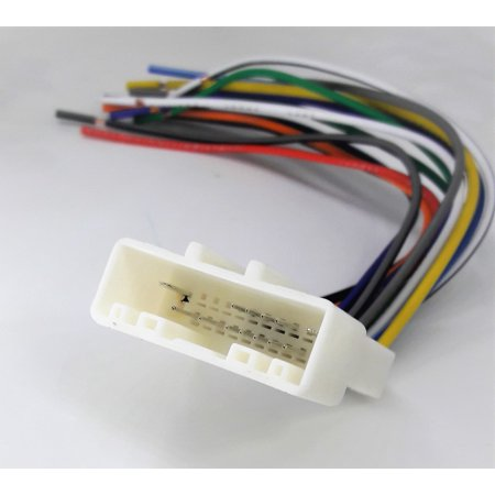 CarXtc Radio Wire Harness Installs New Car Stereo Fits NISSAN SENTRA 2007 to 2014 (2007 Nissan Quest Stereo)