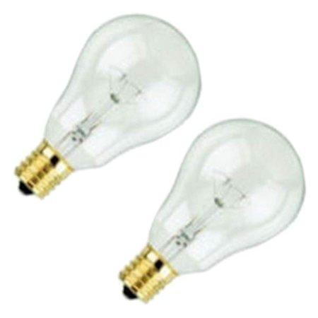 6 Pack Ge 60 Watt Ceiling Fan Bulb
