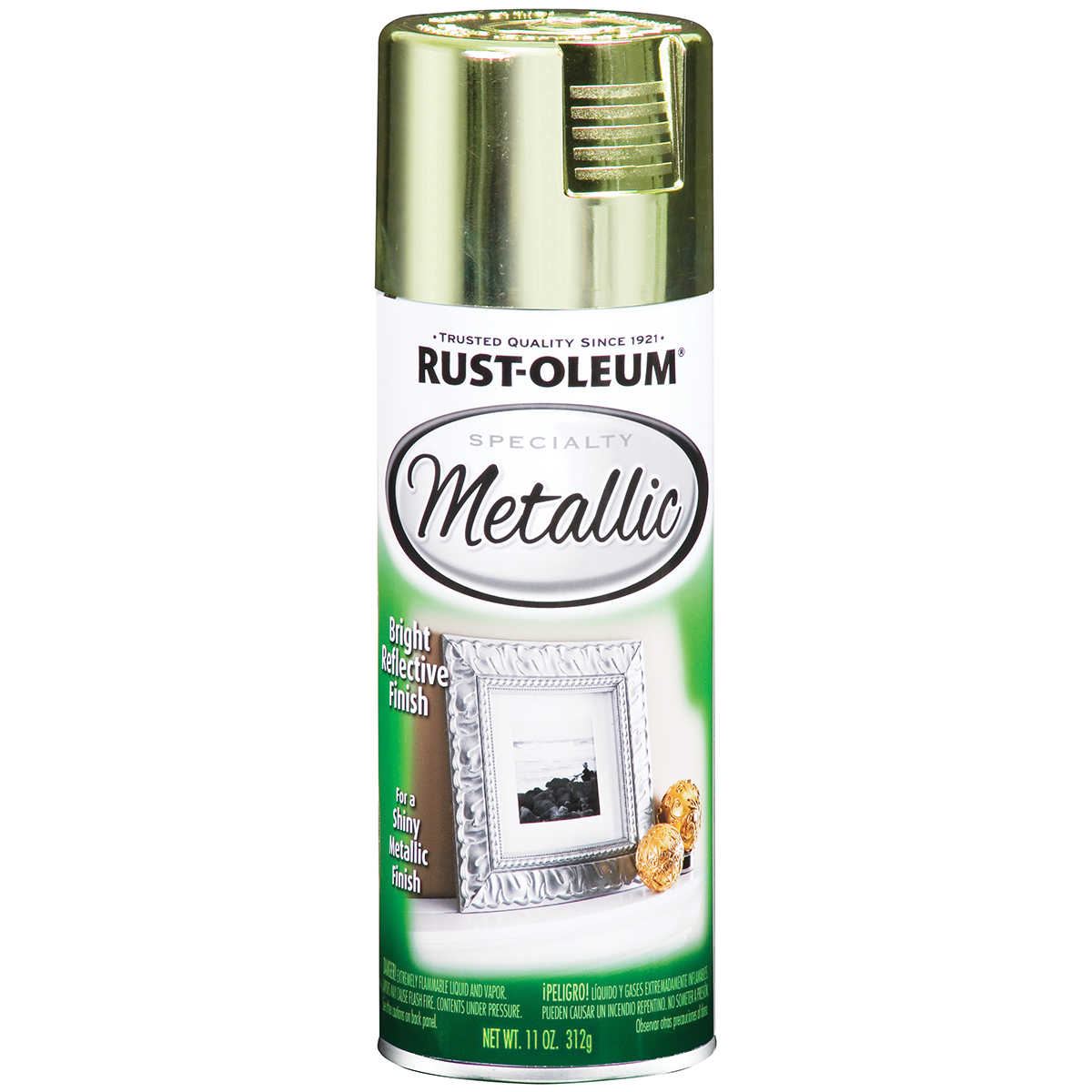 Rust-Oleum Metallic Spray Paint 11oz Multi-Colored