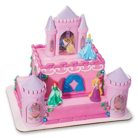 Disney Princess Happily Ever After Castle Cake Topper