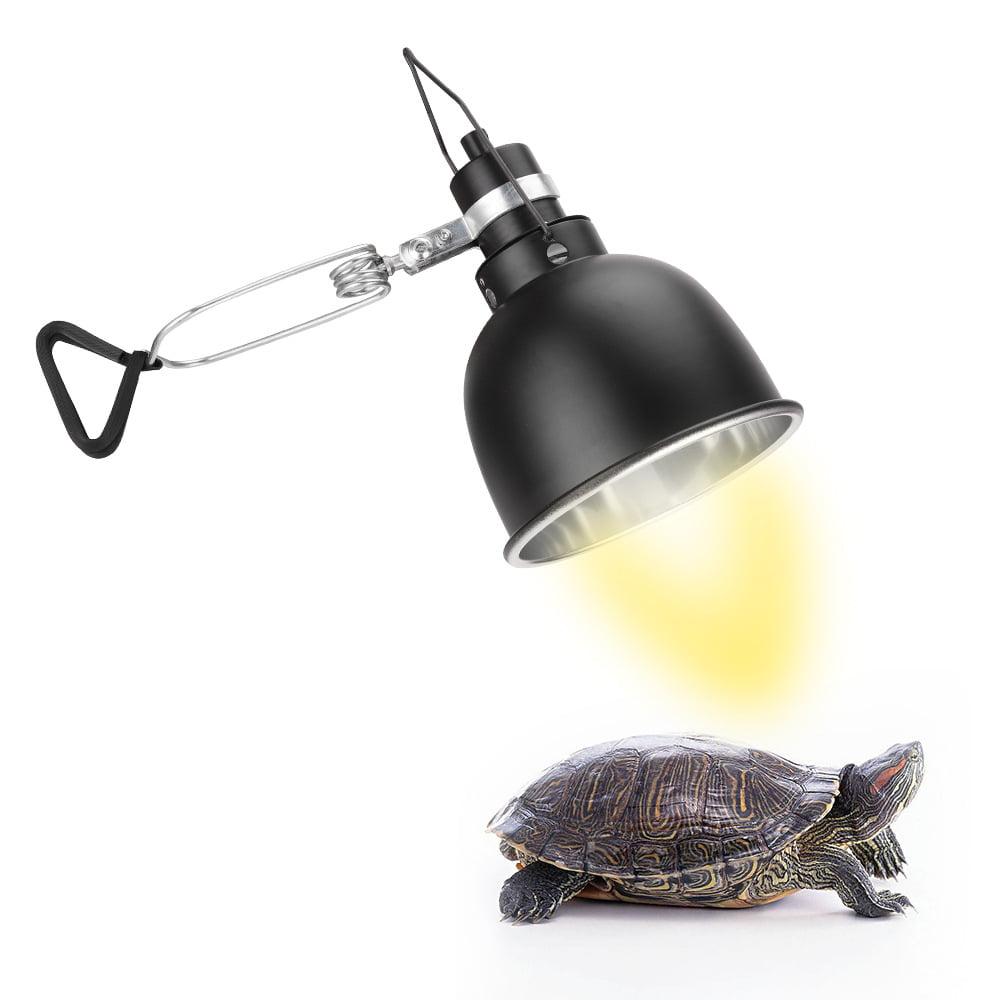 75W Reptile Heat Lamp Tortoise Heat Lamp Basking Lamp for Reptiles Lizard Turtle Aquarium Bulb Included