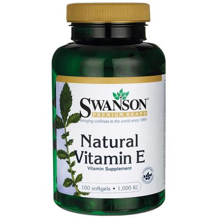 Swanson Vitamin E - Natural 1,000 Iu 100 Sgels ()