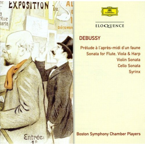 Debussy: Chamber Music (Aus)