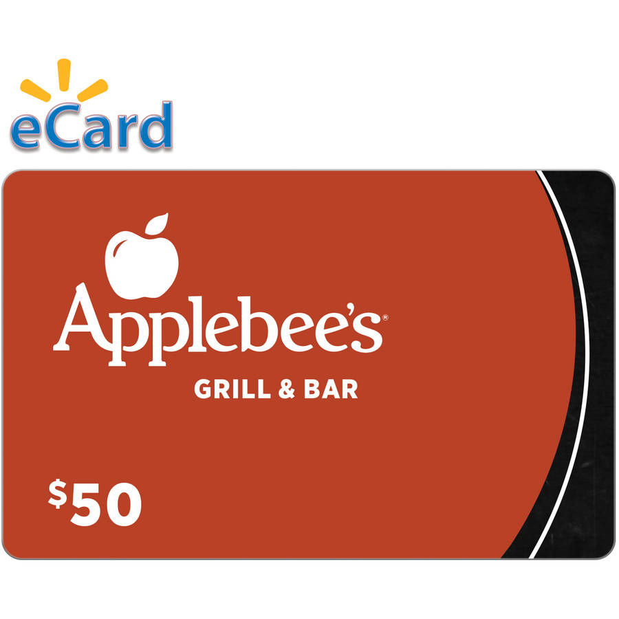 (Email Delivery) Applebee's $50 eGift Card