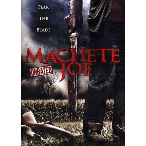 Machete Joe (Widescreen)